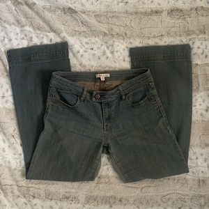 CABI MEDIUM WASH JEANS
